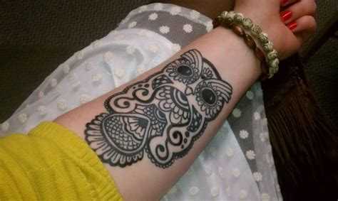 owl tattoo on woman s arm unique owl tattoos for women tattoo designs piercing