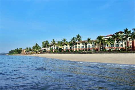 resorts  north goa    epitome  comfort