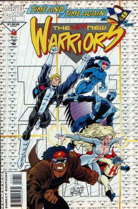 warriors jacob s volume 1 books new warriors vol 1 49