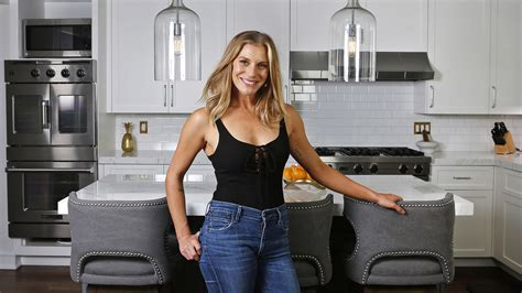 my favorite room katee sackhoff loves her westside home