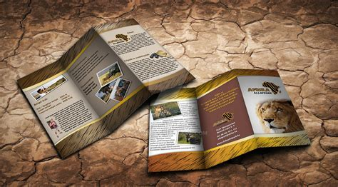 zoo brochure template zoo brochure by piximi on deviantart