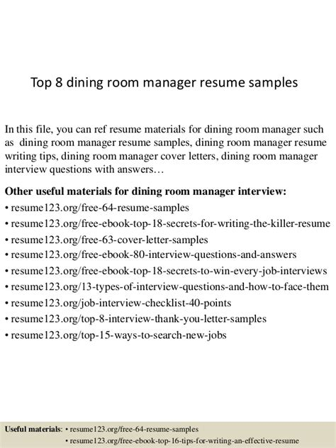 dining room manager dining room manager salary 28 dining room manager