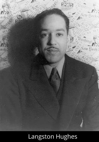 langston hughes biography for students fun facts for kids about harlem renaissance