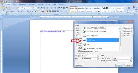 cara membuat blog file pdf cara membuat file pdf dengan mudah belajar blogger