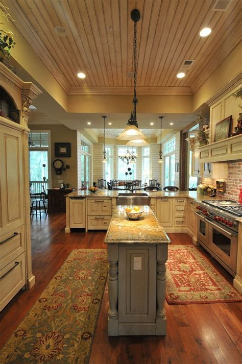 25 best ideas about narrow kitchen island on