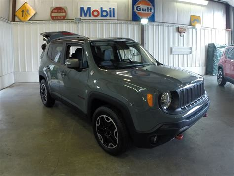 Jeep Renegade For Sale New 2015 Jeep Renegade For Sale Cargurus
