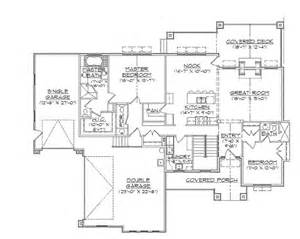 empty nester house plans empty nester 2 level 1 empty nester house plan ideas pinterest