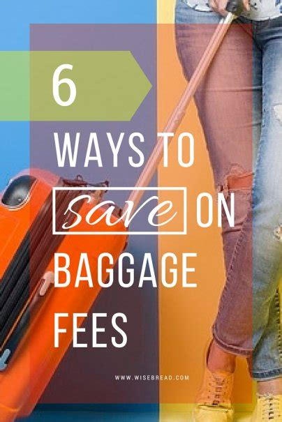 how to avoid checked baggage fees on major domestic 6 ways to save on baggage fees