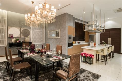 house lighting design in malaysia glenmarie gardens show house by sime darby project renof gallery