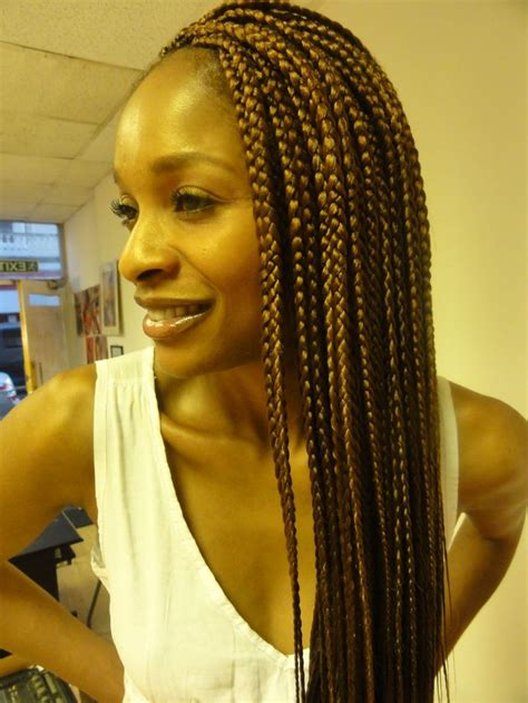 Womens Hairstyle The Box Style | braided hairstyles for black women braids 2015