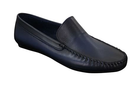 vintage mens loafers mens real leather designer slip on loafers smart casual