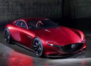 Madza Rx Mazda Rx Vision Concept Cars Diseno