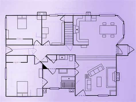 House Layout | house layout wip by pettyartist on deviantart