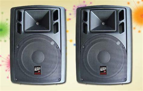 Speaker Pasif Toa ap 125 15 inch auderpro 1300 watt lapangan meeting
