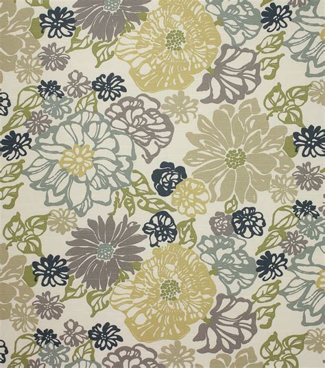 home decor print fabric richloom invigorate coastal jo