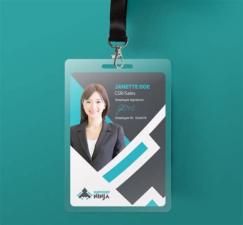 Make Id Card Design | andre horton graphic designer illustrator