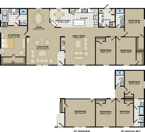 titan mobile home floor plans home mobiles and texas on pinterest