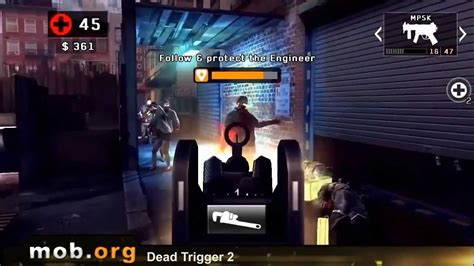 android mob dead trigger 2 android review mob org