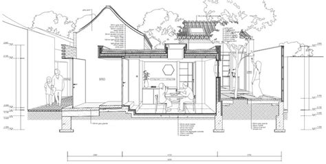 traditional chinese house floor plan chinese courtyard house floor plan