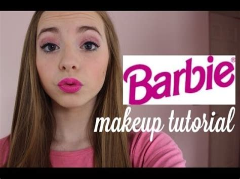 youtube tutorial barbie barbie makeup tutorial nyx face awards entry 2014