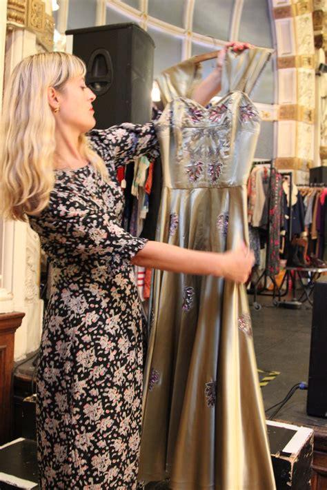 clerkenwell vintage fashion fair i marketsi