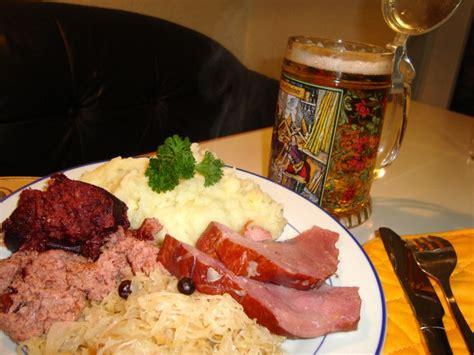 cuisine allemande recettes dans ta cuisine la cuisine allemande