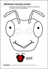 printable worm mask 1000 images about mini beasts on pinterest worms