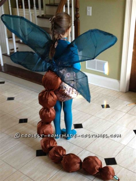 awesome dragonfly couple halloween costume