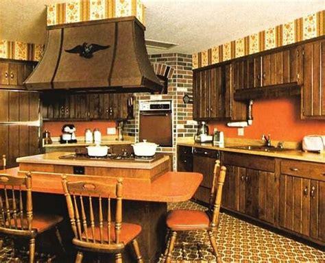 70s kitchen retro style kitchen retro home decor 60 s 70 s pinterest