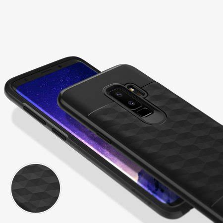 Caseology Parallax Series For Samsung Galaxy S8 Plus Original caseology parallax series samsung galaxy s9 plus black