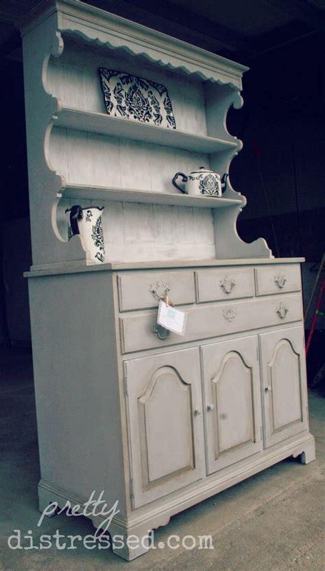 chalk paint laminate furniture best 25 dining hutch ideas on painted hutch