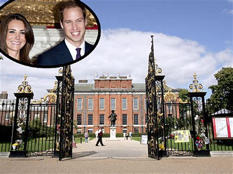 william and kate residence kate middleton prince william move into kensington palace