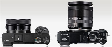 Lensa Fix Sony A6000 sony a6000 vs fujifilm xe 2 duel seru kamera mirrorless
