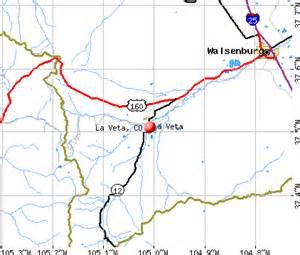 cuchara colorado map la veta colorado co 81055 profile population maps