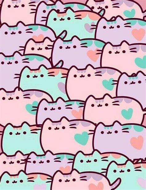 wallpaper pusheen cat 55 best pusheen cat wallpaper images on pinterest cats