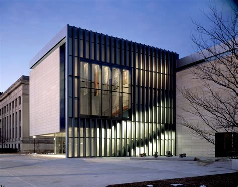 us architects of michigan museum of allied works architecture archdaily