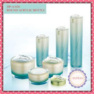 Depai Blue china 50g decorative skin care packaging 30g acrylic skin