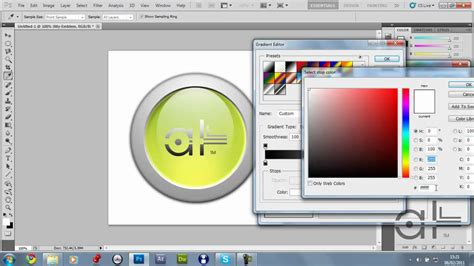 tutorial selection photoshop cs5 logo making tutorial photoshop cs5