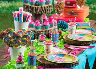 birthay themes girls birthday party ideas shindigz