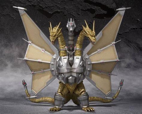 Tamashii Effect Impact Ori s h monsterarts mecha king ghidorah