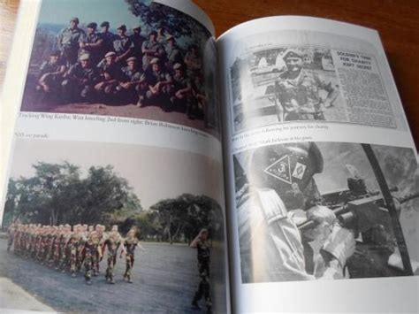 Books The Sas And The Battle For Rhodesia A Handful Of