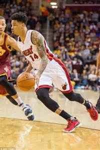 miami heat player gerald green is hospitalized after