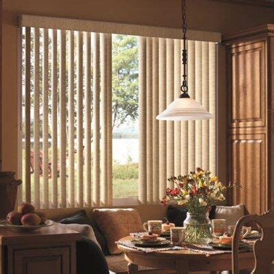 bali fabric vertical blinds  home depot
