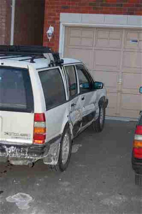 sell   volvo  yurbo intercooler wagon  scarborough ontario canada