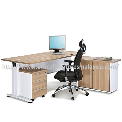 office desk and chair set 5 ft office table desk oj1500 3 set 3pcs office