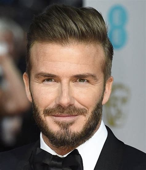 David Beckham Has by David Beckham Hairstyles