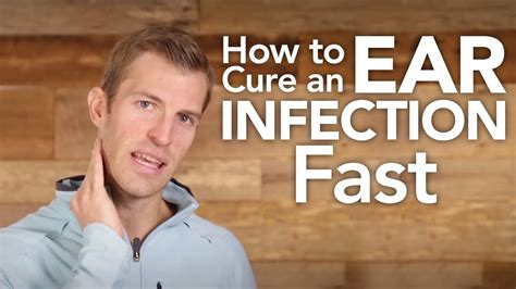 how to cure ear infection how to cure an ear infection fast doovi