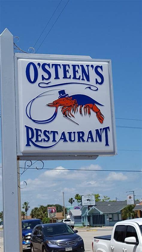 O'Steen's Restaurant, St. Augustine - Menu, Prices ... O Steen S
