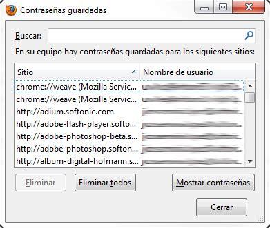 ver imágenes guardadas c 243 mo recuperar contrase 241 as perdidas desde tu navegador web