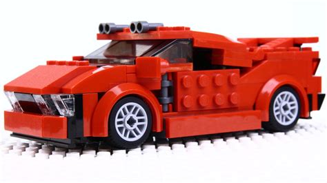 lego sports car lego sports car moc